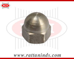 Dome Nut manufacturers exporters india