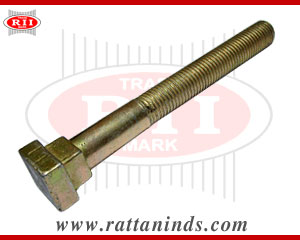 Square Head Bolt railway fasteners manufacturers exporters india punjab ludhiana