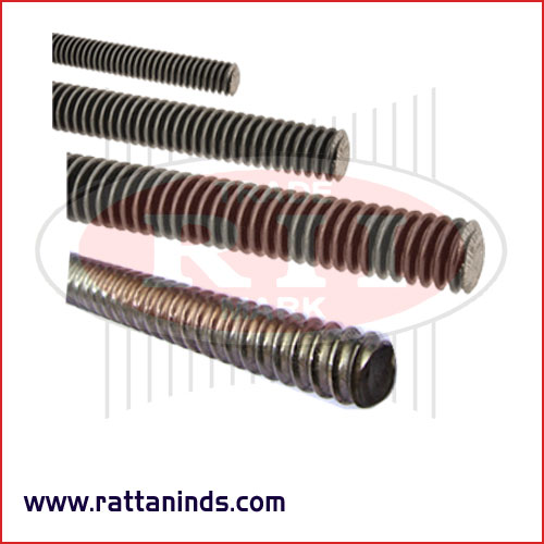 threaded rods thread bars manufacturers exporters in India Punjab Ludhiana