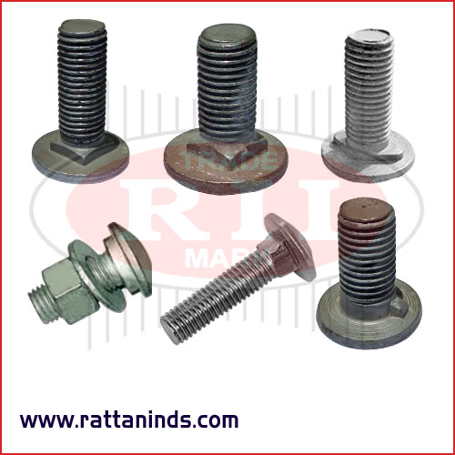 Road Crash Barrier Fasteners manufacturers exporters in India Punjab Ludhiana